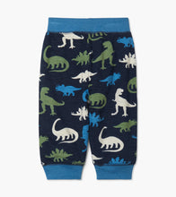 Load image into Gallery viewer, Hatley Silhouette Dinos Reversible Baby Jogger