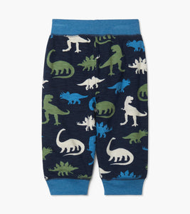 Hatley Silhouette Dinos Reversible Baby Jogger