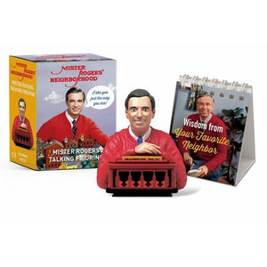Mr. Rogers Talking Talking Figurine Mini Kit