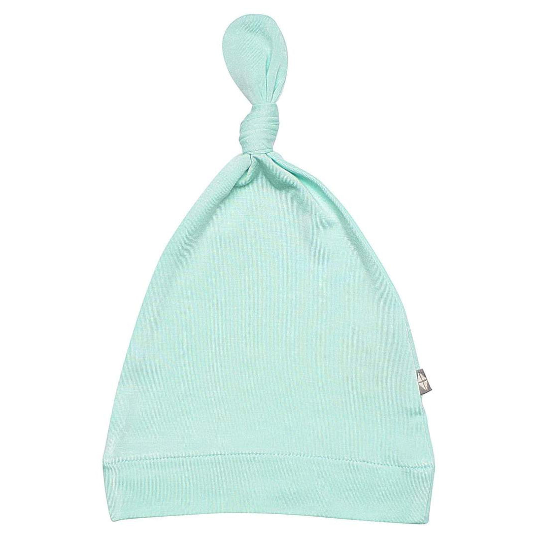 Kyte Baby Knotted Cap - Sea Mist