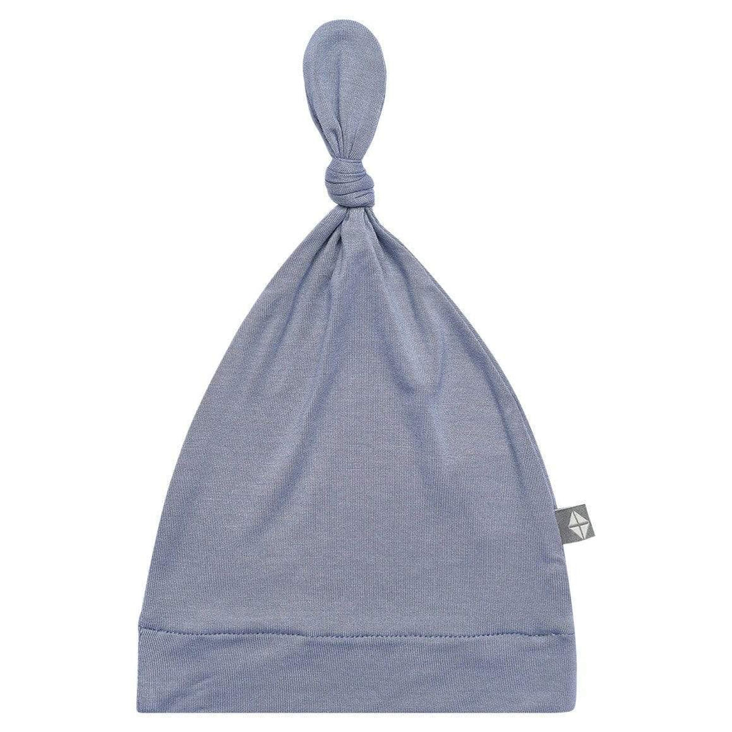 Kyte Baby Knotted Cap - Slate