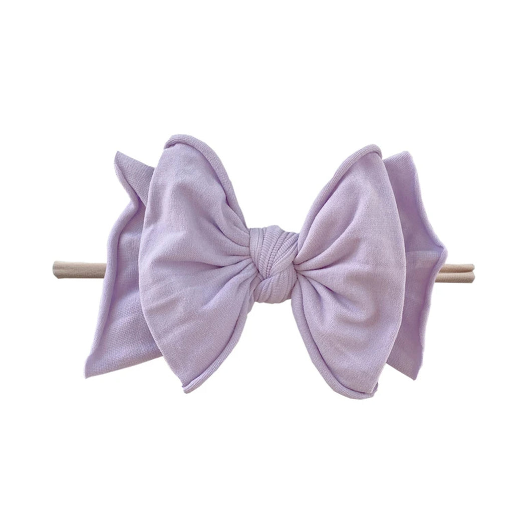 Baby Bling FAB-BOW-LOUS Skinny Headband (4 colors)