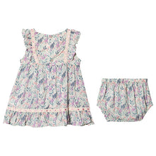 Load image into Gallery viewer, Hatley Floral Baby Party Dress