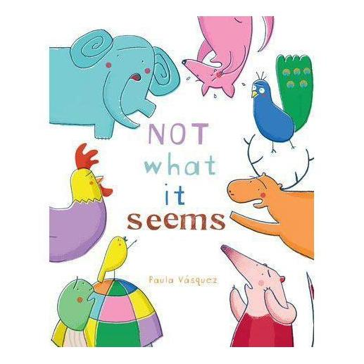 Not What It Seems - Gibbs Smith