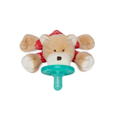 Load image into Gallery viewer, Wubbanub Infant Pacifier - PJ Baby Bear
