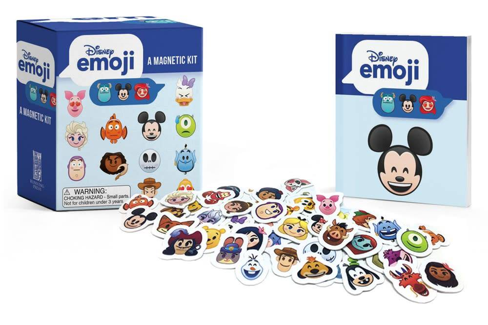Disney Emoji: A Magnetic Mini Kit