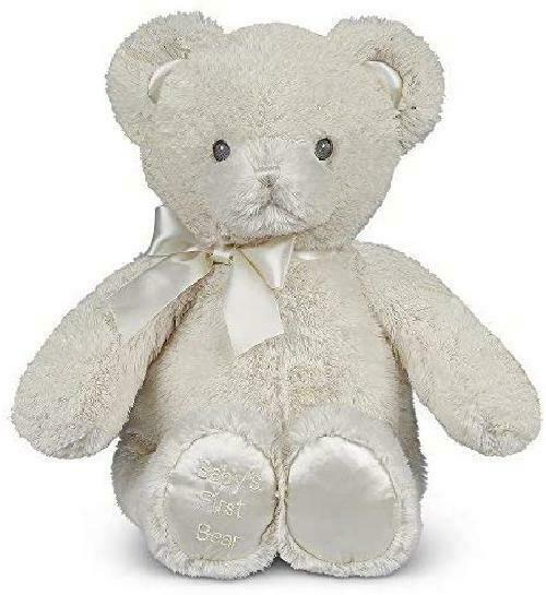 Bearington - Baby's 1st Bear - Cream