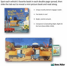 Load image into Gallery viewer, Night, Night Busy Town - Kane/Miller Publishers