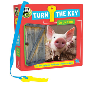 Turn the Key: On the Farm Book