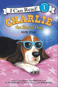 Charlie the Ranch Dog: Rock Star - Level 1 - I Can Read Books