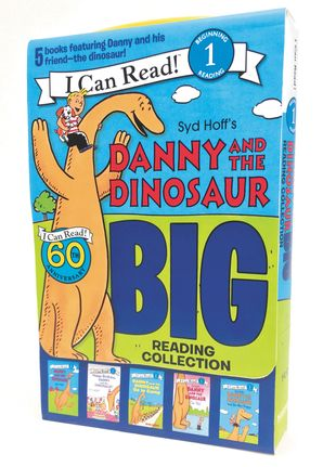 Danny and the Dinosaur: Big Reading Collection - Level 1 - I Can Read Books