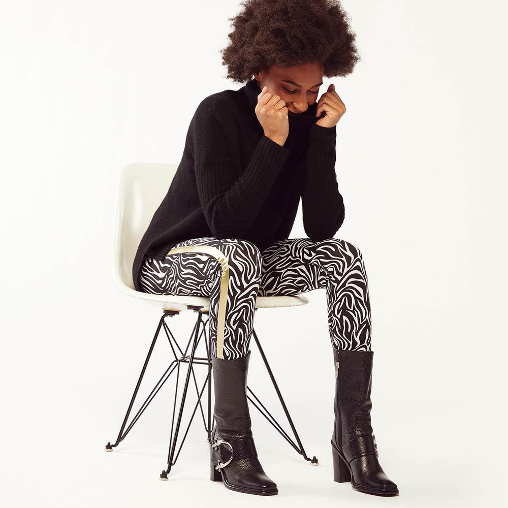 The Zebra Legging