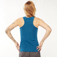 The Ribbed Racer Tank