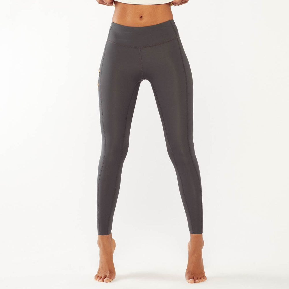 The Zippered Legging