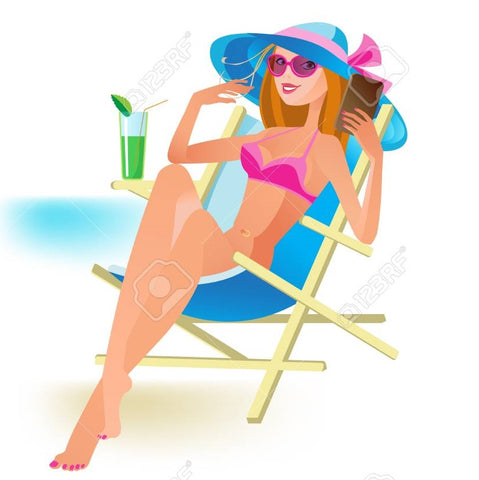 beach babe fragrance oil by aroma delights