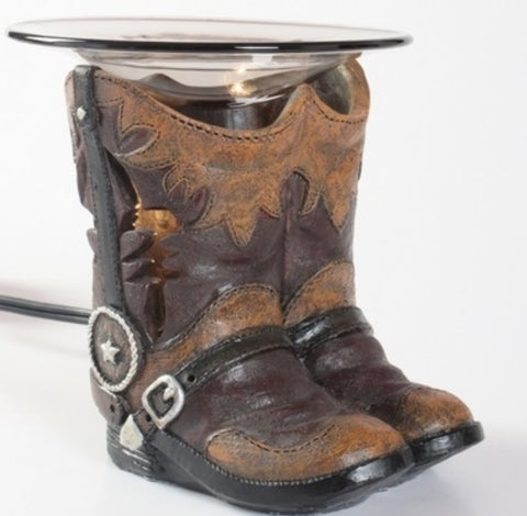 boots oil warmer by aroma delights