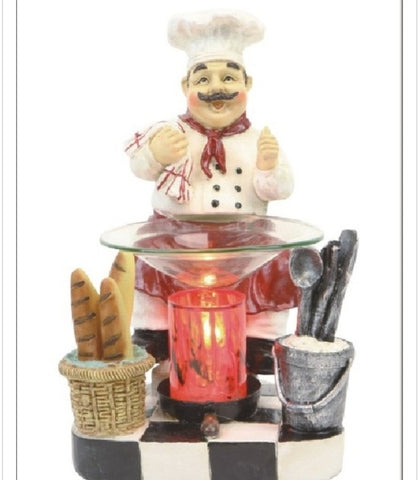 chef oil warmer by aroma delights