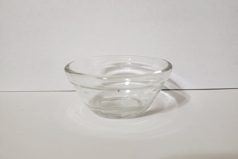 cup oil warmer dish by Aroma Delights