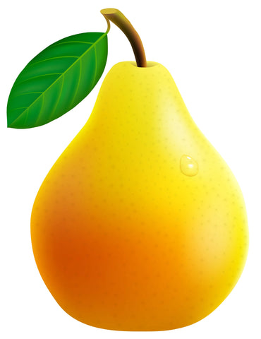 juicy pear scented oil
