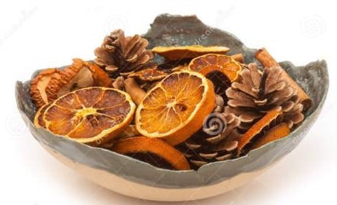 potpourri scented oil by aroma delights