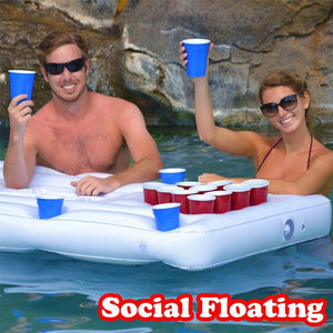 Beer Pong Table Pool Float