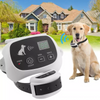 Wireless Electric Portable Dog Fence System with Multiple Collar