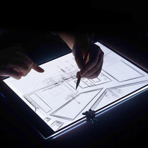 Premium Digital Drawing Tablet Electronic Sketchbook Animation Art Tablet for Tracing