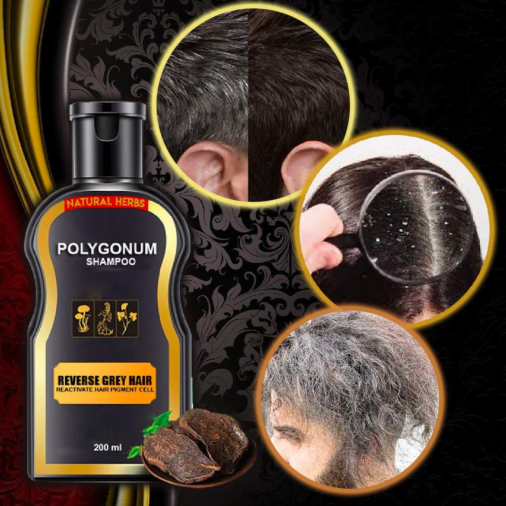 Reverse Gray™ Hair Darkening Shampoo