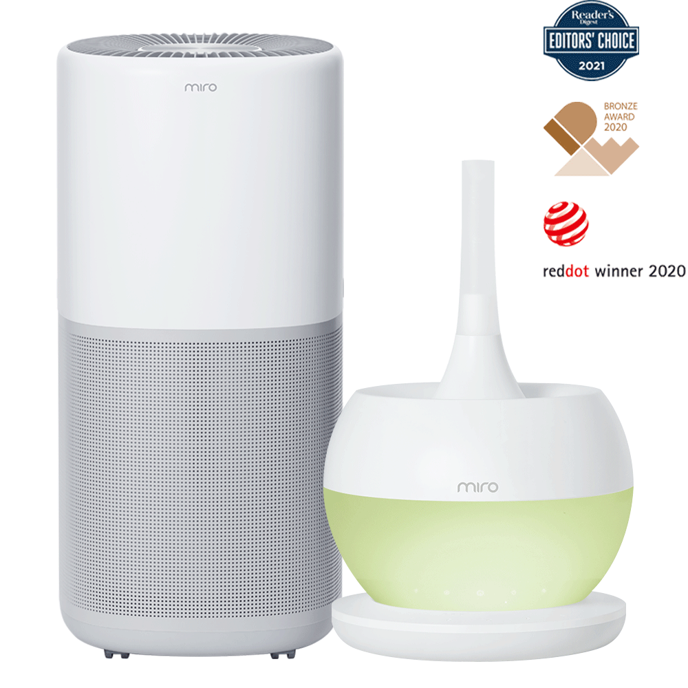 Miro Air Purifier + NR08M Humidifier - Miro
