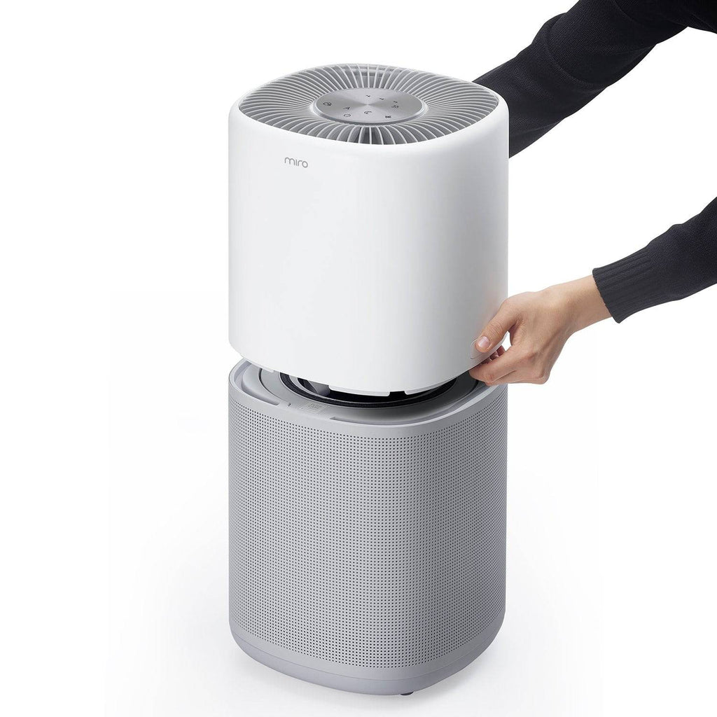 Miro Air Purifier Top Coming Off