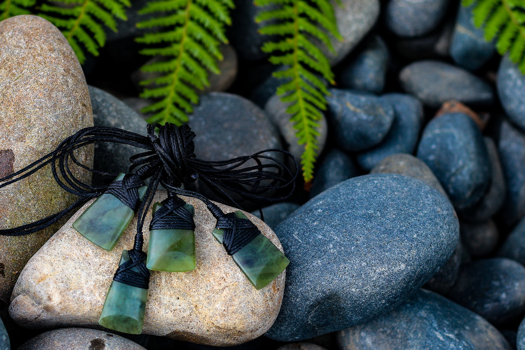Children Pounamu Toki Necklace
