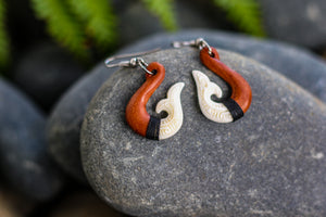 Hei Matau Earrings