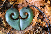 Load image into Gallery viewer, Pounamu Heart set