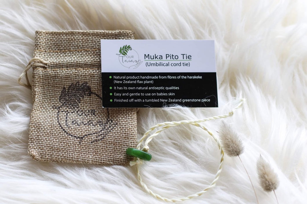 Muka Pito Ties (Umbilical cord tie)