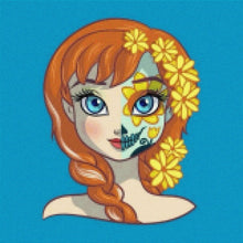 Load image into Gallery viewer, Anna - Sugar Skull