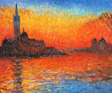 Load image into Gallery viewer, Sunset In Venice, 1908