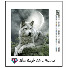 Load image into Gallery viewer, White Wolf