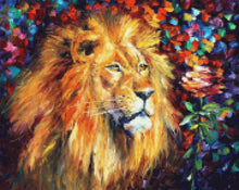 Load image into Gallery viewer, Lion Of Zion