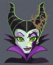 Load image into Gallery viewer, Maleficent - Sugar Skull