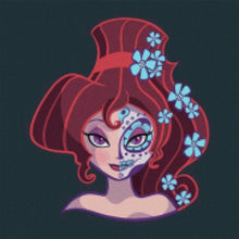 Load image into Gallery viewer, Meg - Sugar Skull