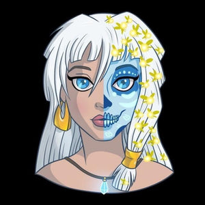 Princess Kida - Sugar Skull