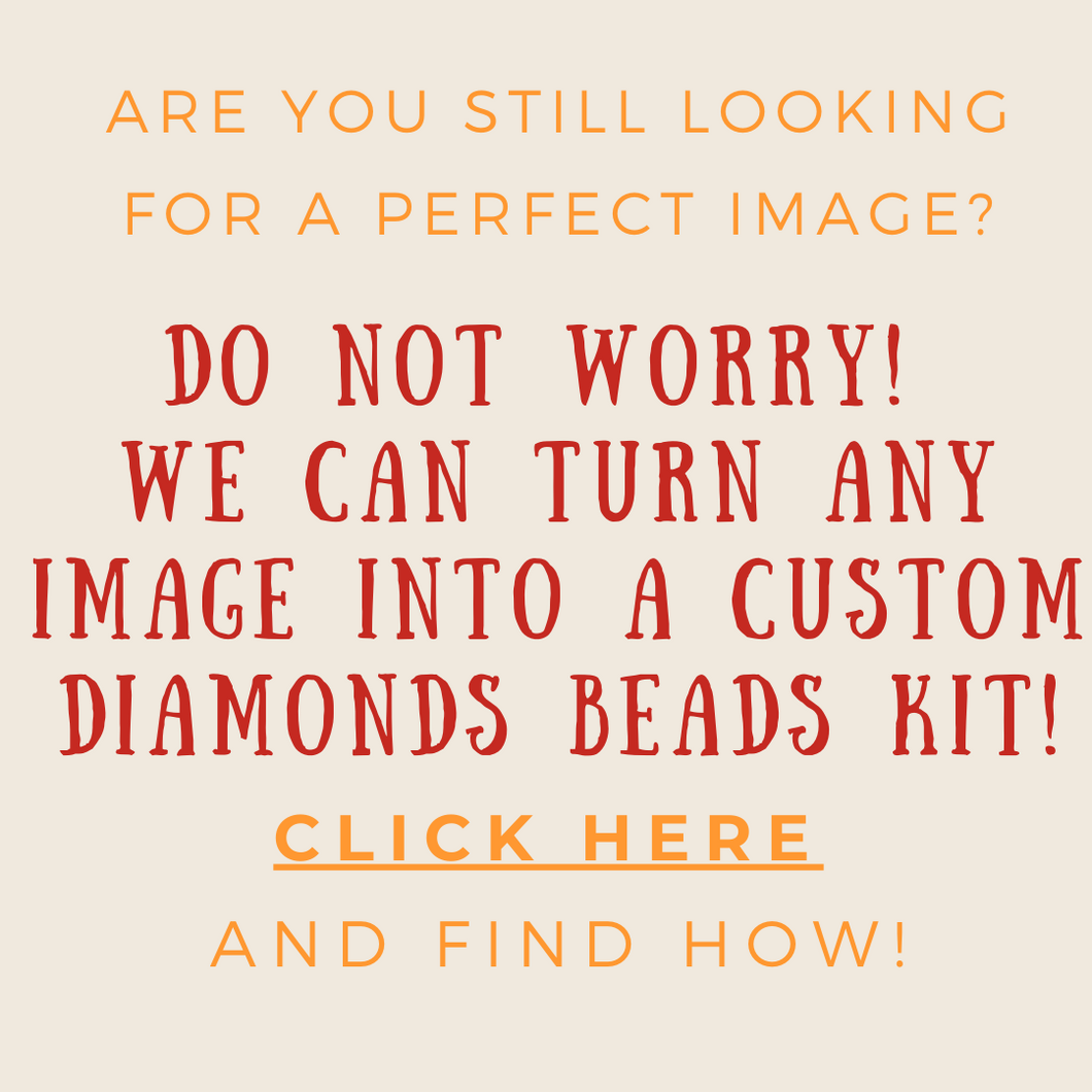Custom Diamond Beads Kit