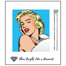 Load image into Gallery viewer, Marilyn Pop Art
