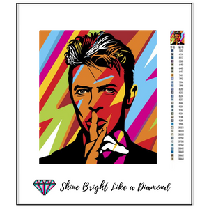 David Bowie Pop Art
