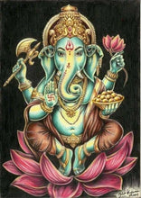 Load image into Gallery viewer, Ganesha Bless Me