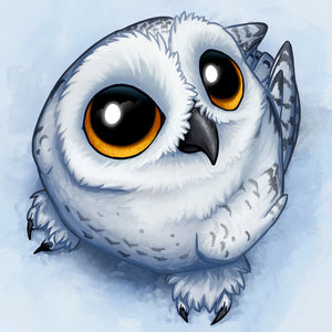 The Cute Owl