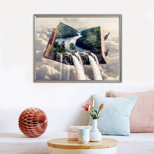 Load image into Gallery viewer, The Surreal Waterfall
