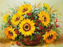 Load image into Gallery viewer, Sunflower Still Life