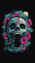 Load image into Gallery viewer, Skull XO