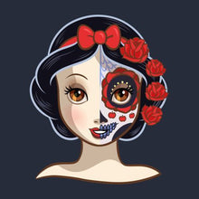 Load image into Gallery viewer, Snow White - Sugar Skull